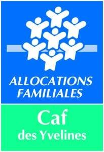 Logo Caf Yvelines-quad