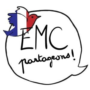 Logo EMC, partageons !