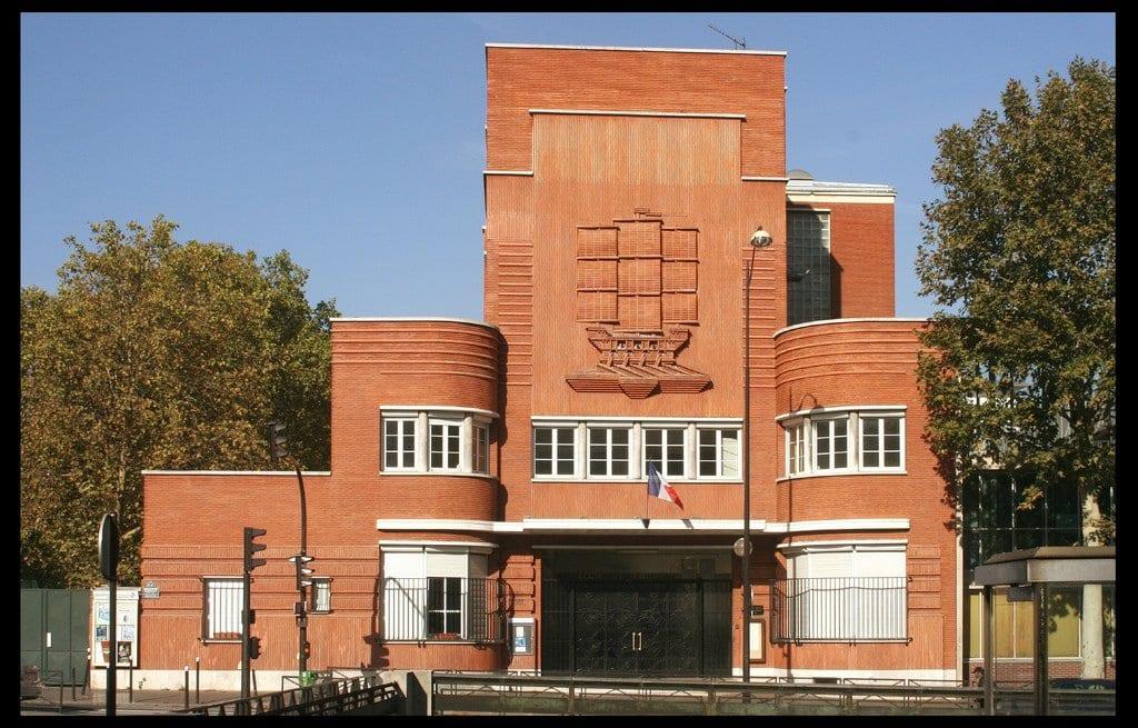 Collège Boris Vian, Paris 17e