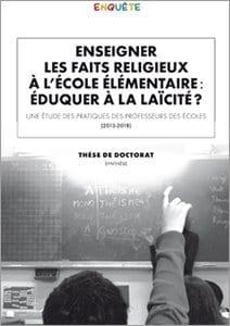 Enseigner les faits religieux à l'école élémentaire : éduquer à la laïcité ?